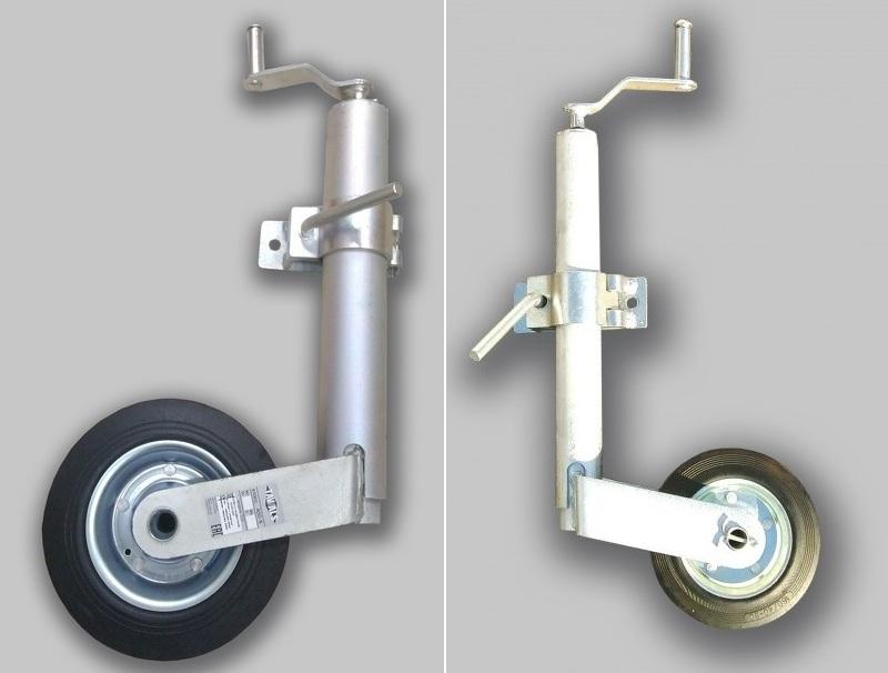 Опорные ножки tavials с разными наружными диаметрами трубы.